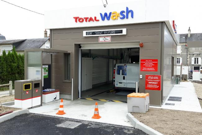 Total wash Bourges